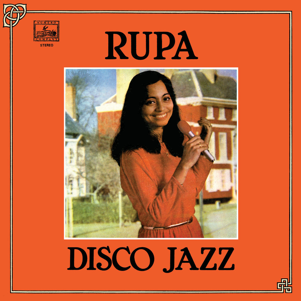 Rupa  - Disco Jazz  Release Date: March 29, 2019 Label: Numero Group  SERVICE: Mastering, Restoration NUMBER OF DISCS: 1 GENRE: Disco, Jazz FORMAT: CD. LP, Digital