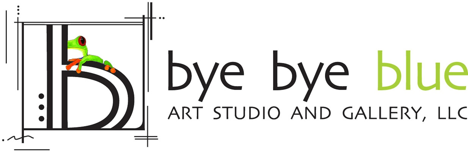 Bye Bye Blue Art Studio and Gallery