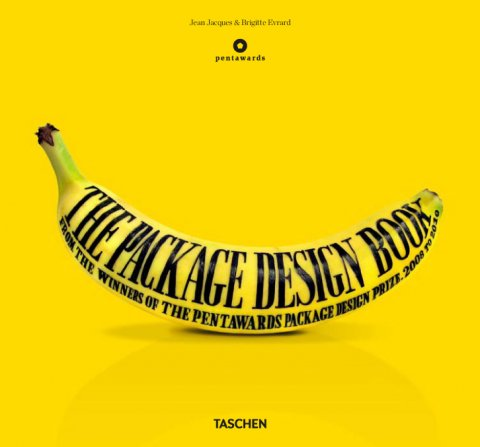 Jealous Fruits for cover of the Pentawards Design Book