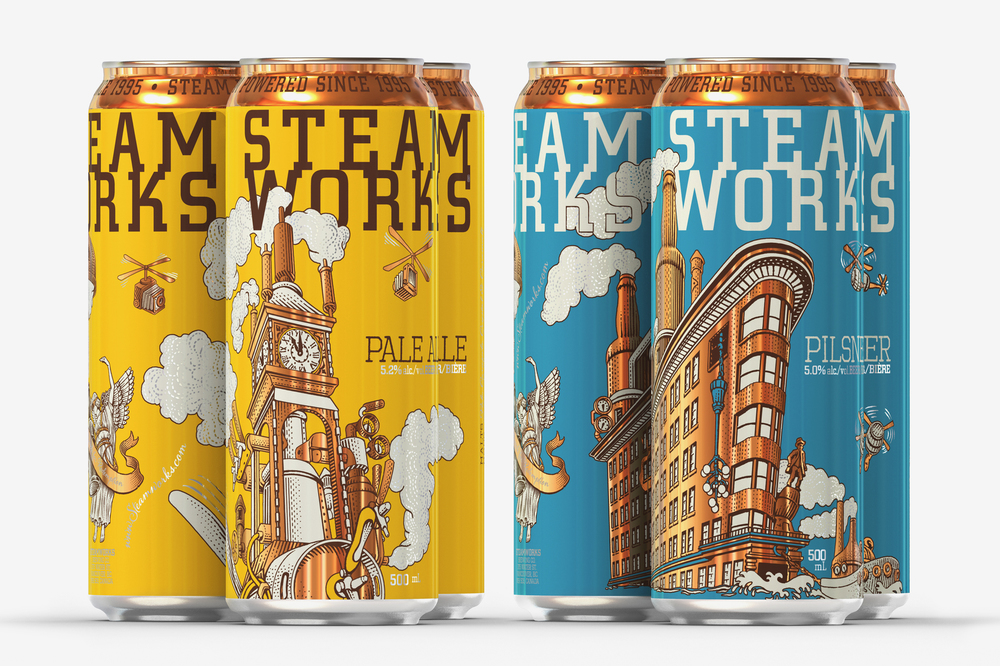 LaurieMillotte-Steamworks-cans.jpg