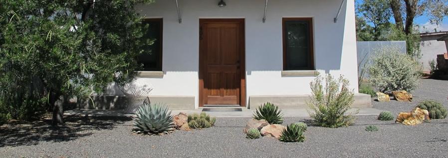 Residence in Marfa TX