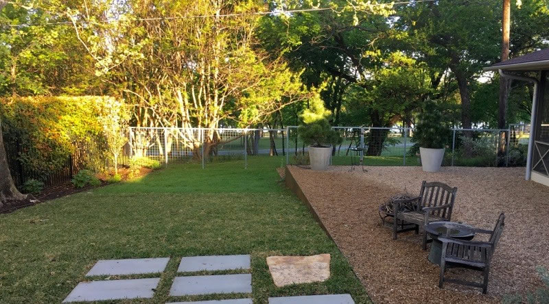 FEATURED -THE 3/4 GARDEN - Residence on White Rock Lake in Dallas TX