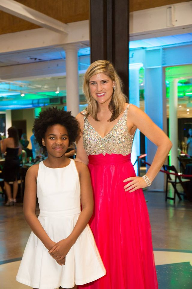 Lisa & Darian, LLS Girl of the Year