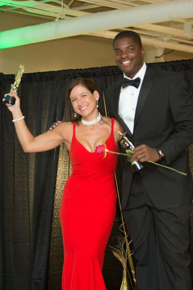 Jen & Andrew, Winners of Pick your Fav!