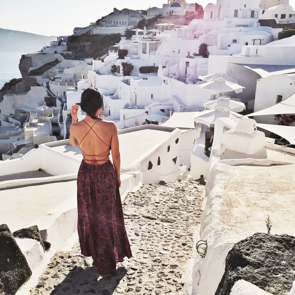 The Escape: Greece