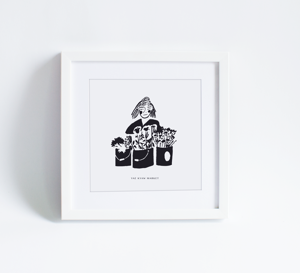 Illustration_prints-framed_yaekyawmarket.png