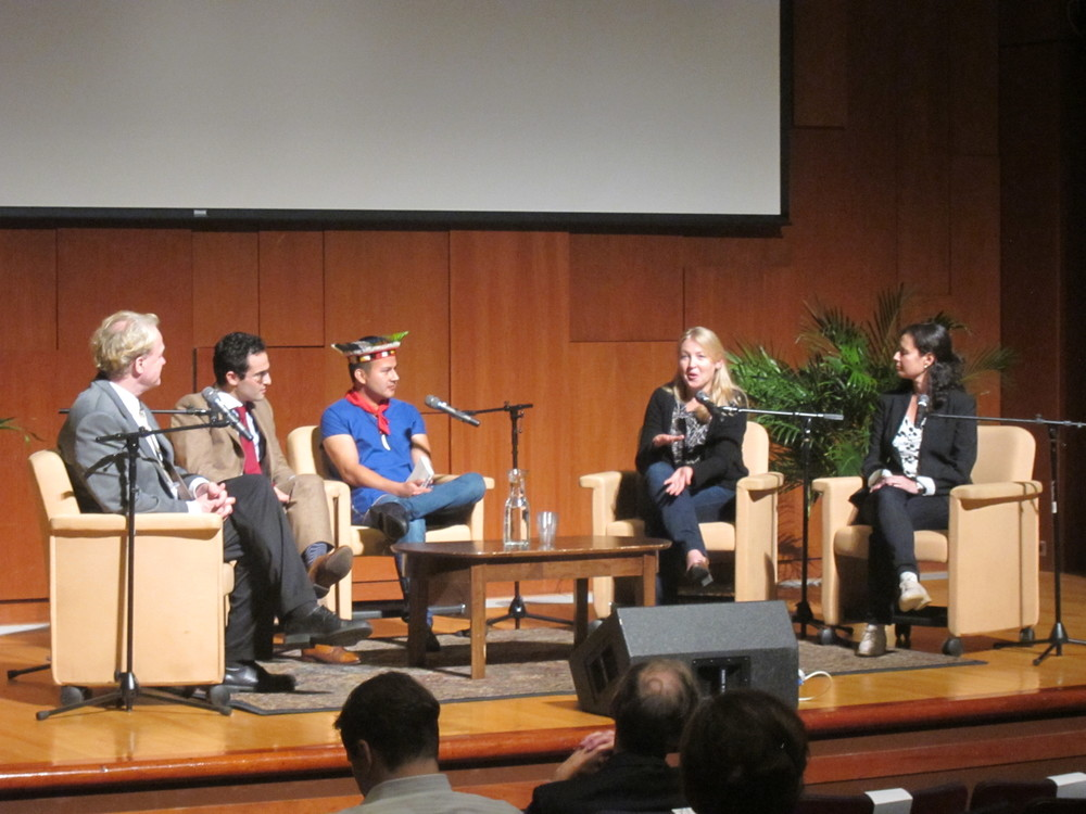 Brown panel after screening.jpg