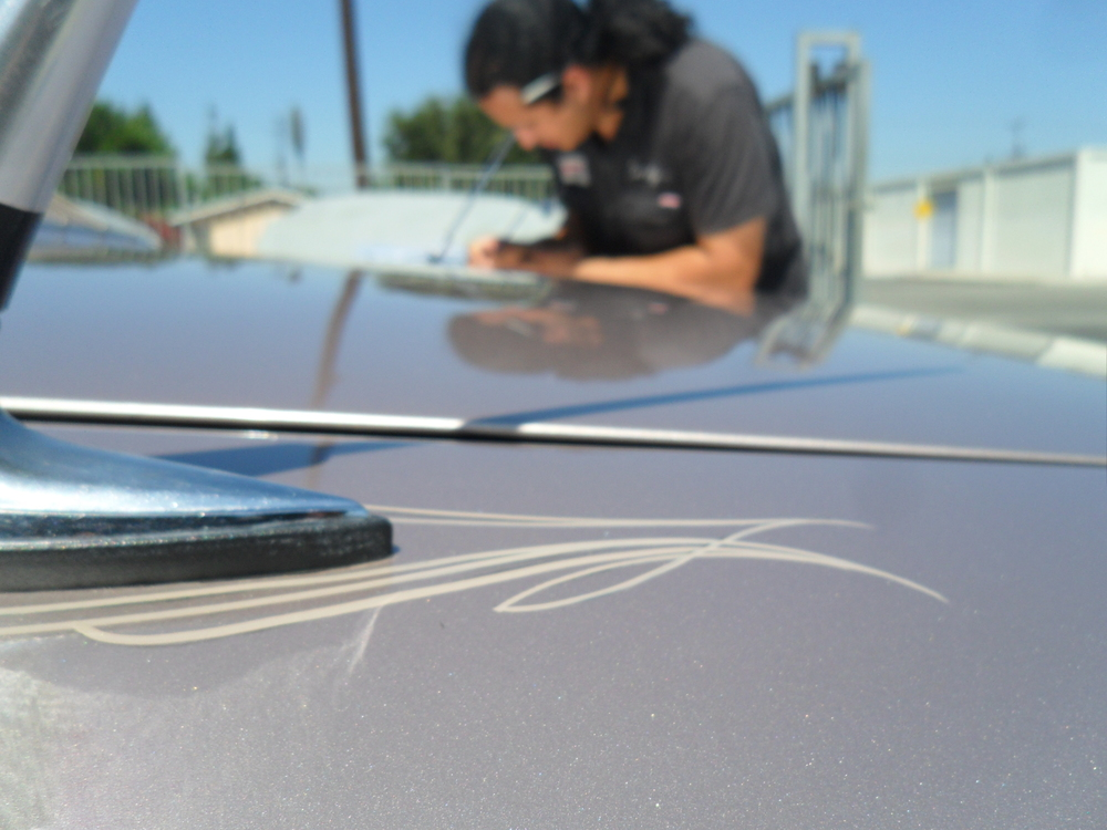 Pinstriping Accents