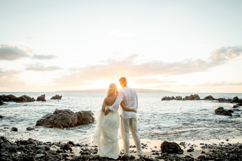 Nicole and Chris Sharpe, MAUI