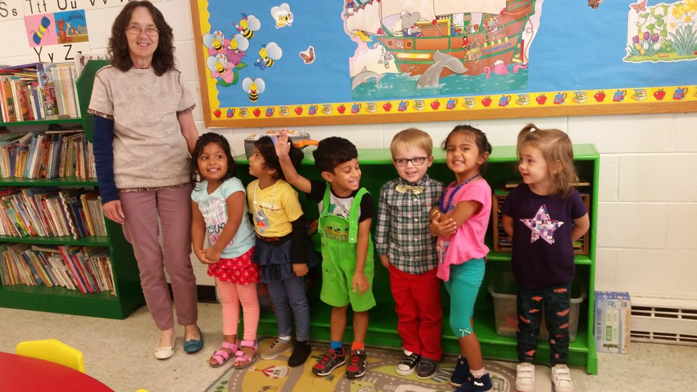 Preschool on Mix and Match Day