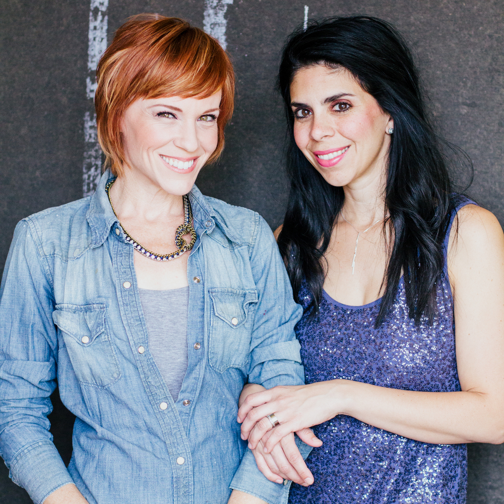 Kelli + Vanessa is a collaborative lifestyle blog that combines creativity, passion & a crazy love of motherhood. Our hope is that this blog becomes a source of inspiration & encouragement to those who are already moms ... or dream of being one someday.