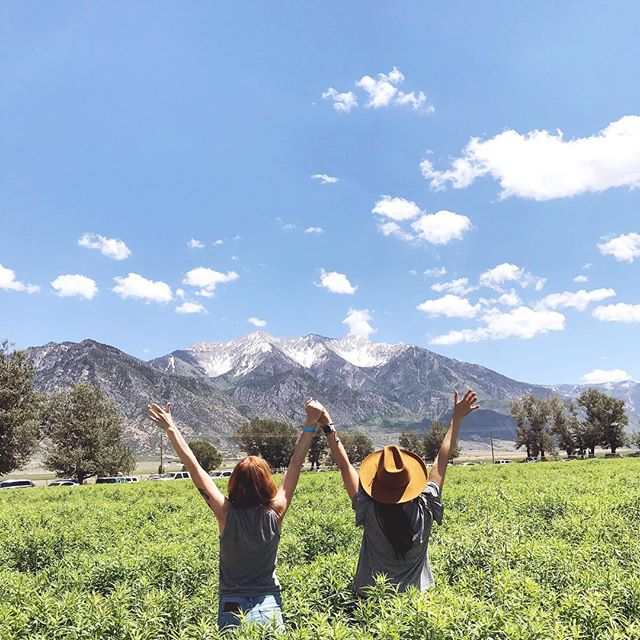 Two years ago we discussed a friendship business goal. We wanted to meet at the Young Living convention and frolic around in lavender fields. Well, last week was  our second year at the farm 🌿making memories together.  This is by far the best business that we've partnered together in. The opportunity is unreal. The support is beautiful. And there's room for YOU on our team.  Are their goals in your life that finances are keeping you from? We love our oils, but we love the freedom.....health....wellness....& abundance that has come into our lives these past few years.  We're scratching off goals....& giving high fives along the way.