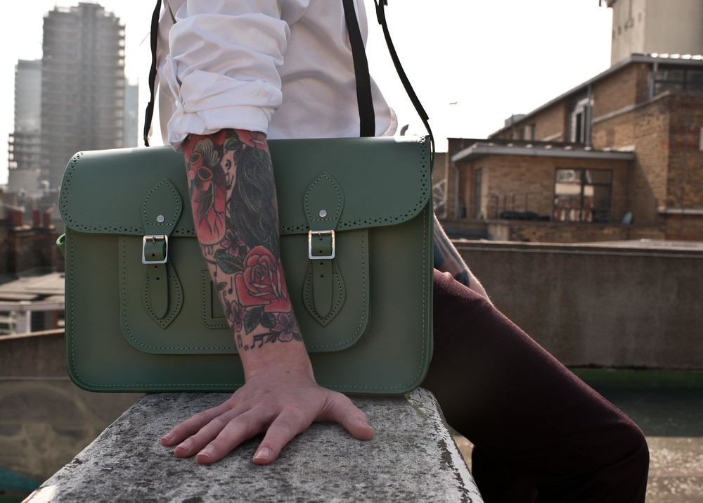 Product Fashion Photograohy -   Cambridge Satchel