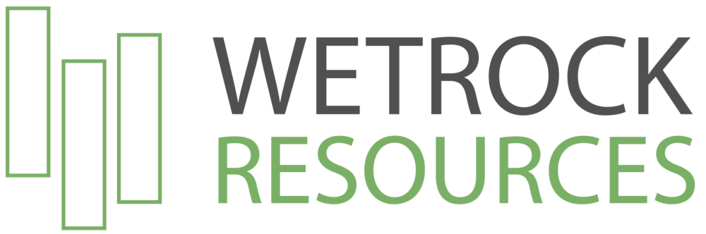 Wetrock Resources Logo