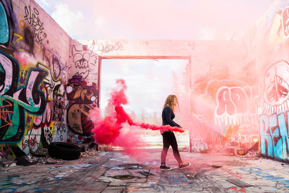 smoke-bombs-photoshoot