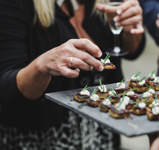 Canapes Wedding Served.png