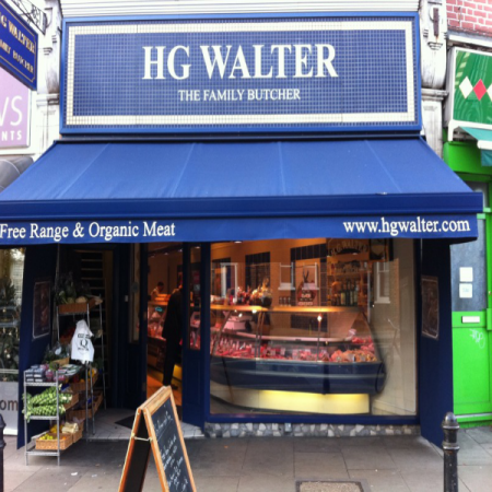 HG WALTER FAMILY BUTCHER