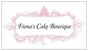 FIONA'S CAKE BOUTIQUE