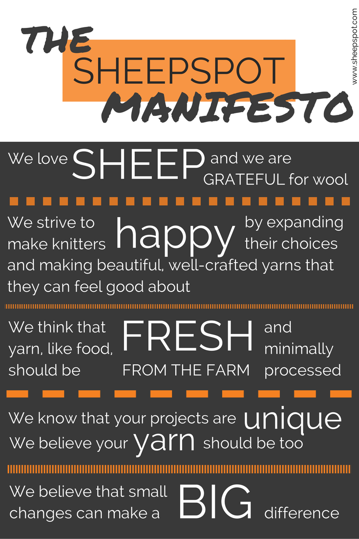 The Sheepspot Manifesto