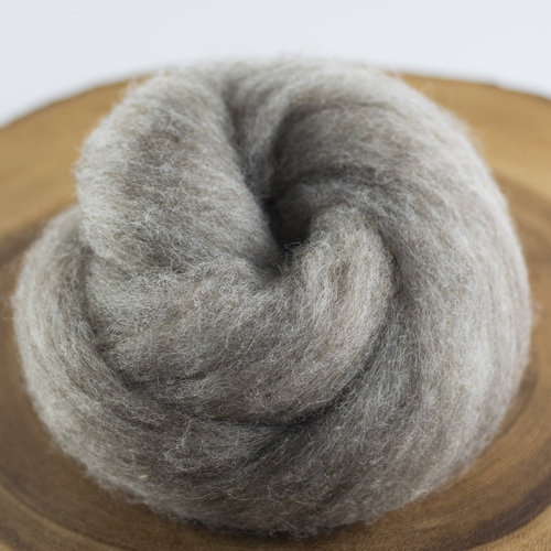 Undyed Coopworth roving