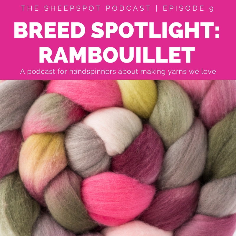 Episode 9: Breed spotlight: Rambouillet — Sheepspot