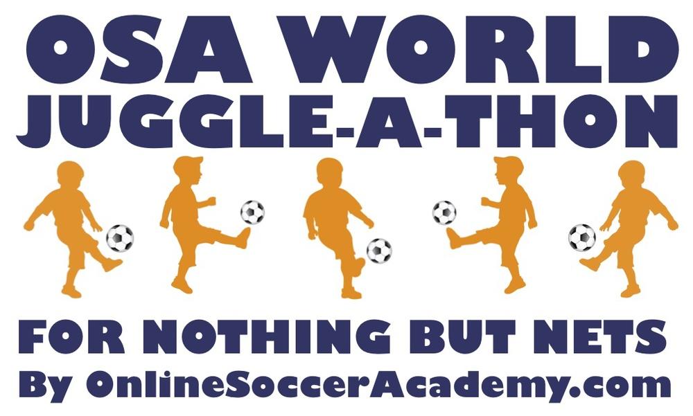 OSA World Juggle-a-thon is April 25, 2014!