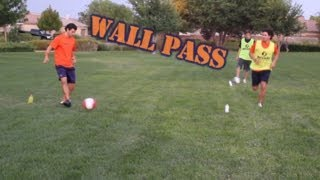 How to do a Wall Pass
