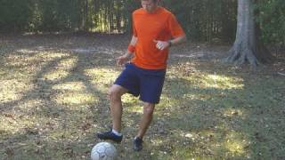 How to do One Touch Soccer Passing