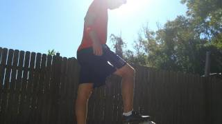 Basic Soccer Juggling Pick Up