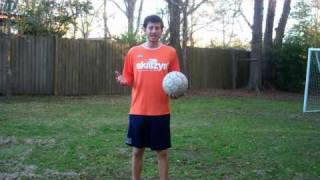 How to Juggle with Outside of your Foot