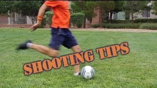 How to Shoot a Soccer Ball with Height