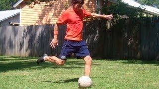 How to Shoot a Soccer Ball - Additional Pointers
