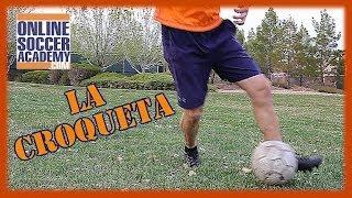 La Croqueta - Iniesta's Signature Move