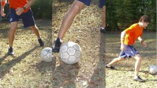 The Elastico Soccer Move