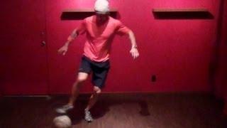 Winter Soccer Indoor Foot Skills