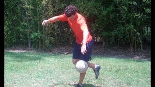 Free Kicks and Soccer Tricks Video
