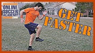 How to Increase your Speed - How do you get Faster