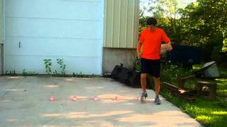 Speed for Soccer - Ladder Drill 1