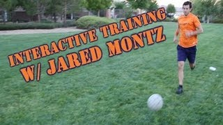 #1 Interactive Soccer Training Video