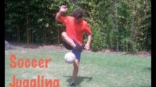 #25 Soccer Training Session