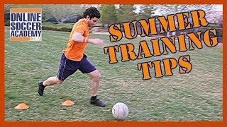 How to Train in the Summer and Set Goals