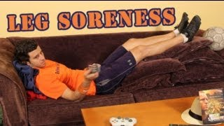 How to Get Rid of Leg Soreness