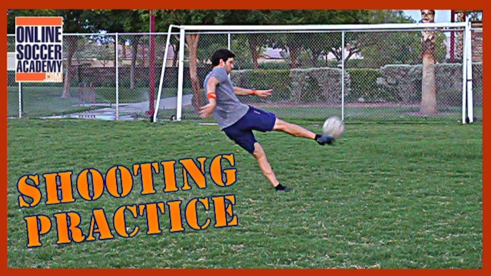 Robin Van Persie Advanced Shooting Tutorial