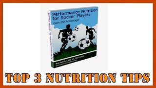 Top 3 Nutrition Tips
