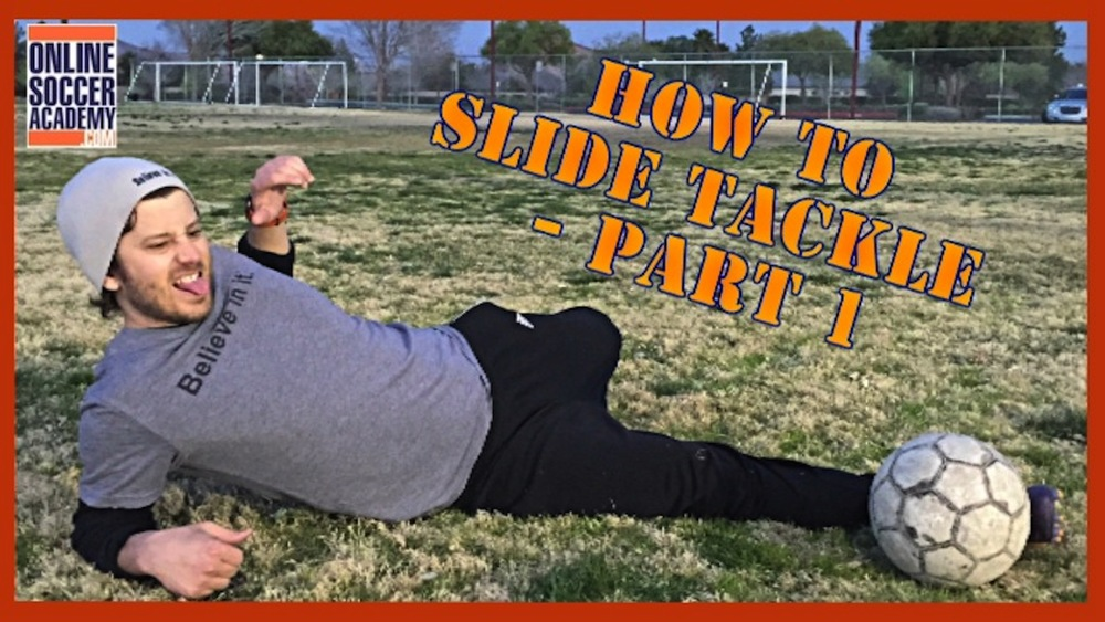 How to Slide Tackle - Part 1