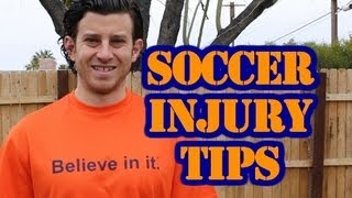 How to Come Back from a Soccer Injury
