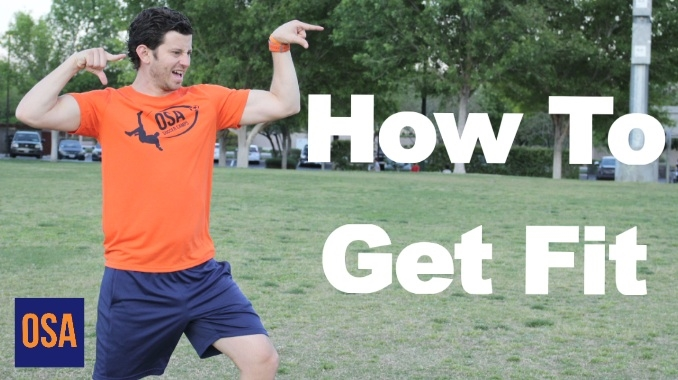 How To Get Fit For Soccer