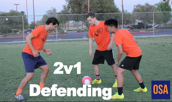 How To Defend 2v1