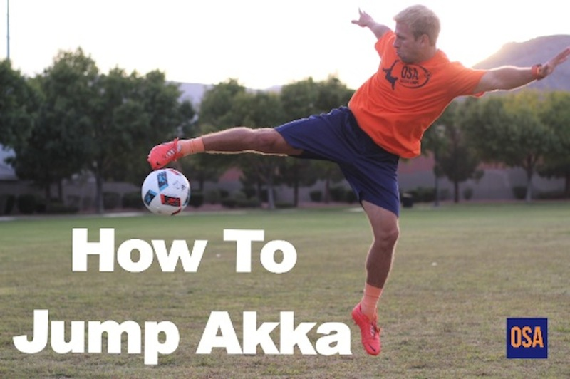 How To Jump Akka