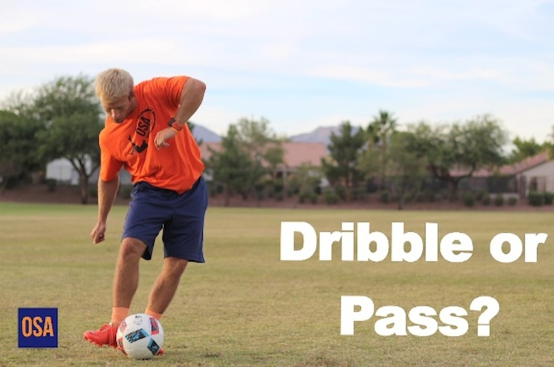 How To Know When To Dribble or Pass